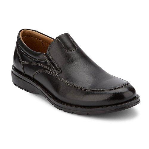 Dockers Mens Calamar Leather Dress Casual Loafer Shoe Black