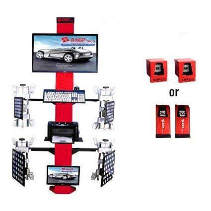 Wheel Alignment Machine >> Amp Tech S2p Ultimate Wheel Alignment Machine Amazon In