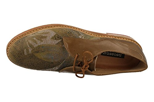 Brown Fantasy Albilla Marron S924 Floral Neosens Shoe wqUazFUR