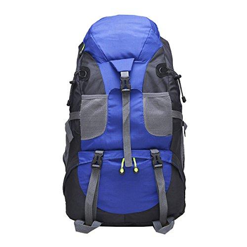 Hombros Montañismo Múltiples Bolsa Usos Negocios De A De Ocio Viaje Mochila LAIDAYE De Blue Granel d5qRdS