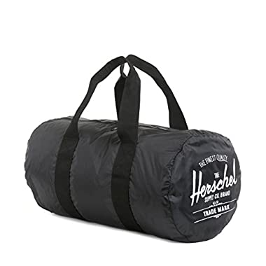 Herschel Supply Co. Packable Duffle, Black, One Size