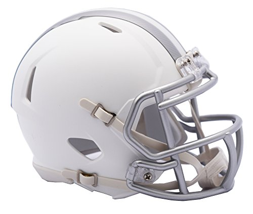 Riddell NFL Cleveland Browns Ice Alternate Speed Mini Replica, Silver, Small by Riddell