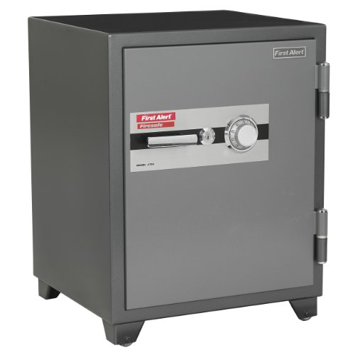 First-Alert-2700DF-2-Hour-Fire-Safe-with-Digital-Lock-310-Cubic-Foot-Gray
