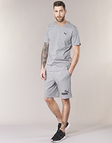 Heather cat 851741 T shirt Grigio Puma medio Homme T H0qPw88