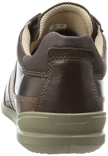 Ecco Chander Herren Sneaker Braun (Mocha/Coffee/Green Gables/Gravel)