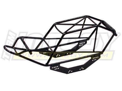 Integy RC Model Hop-ups C23041 DIY Steel Roll Cage Tube Frame Chassis for 2.2 Rock Crawler (AX10, WK etc.)