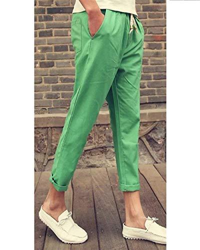 Grün Plage Cordon De Couleur Pure Pants Bolawoo Mode Baggy Confortable Printemps Hommes Lumière Marque Casual Avec Automne Respirant Z77aqvTw