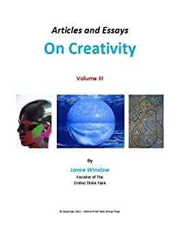 creativity and innovation essays Essay on what is creativity essay on what is creativity innovation: creativity and idea essay start in one place but end up in a very different place.