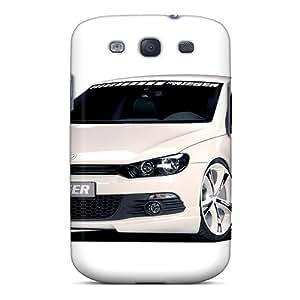 Pretty CrXIz10814hntQt Galaxy S3 Case Cover/ Rieger Vw Scirocco Series High Quality Case