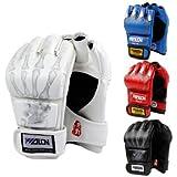 Ship from LA- SKL Half Finger Boxing Gloves Sanda Fighting Sandbag Gloves