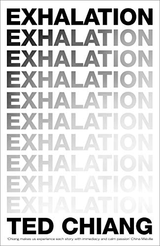 Exhalation por Ted Chiang
