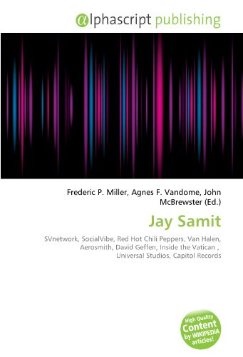 Jay Samit Publication