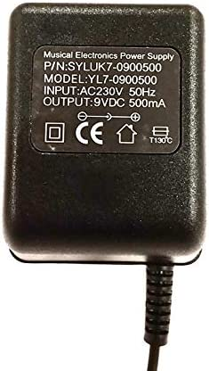 Power Supply Replacement for TC ELECTRONICS SKYSURFER REVERB ADAPTER 9V
