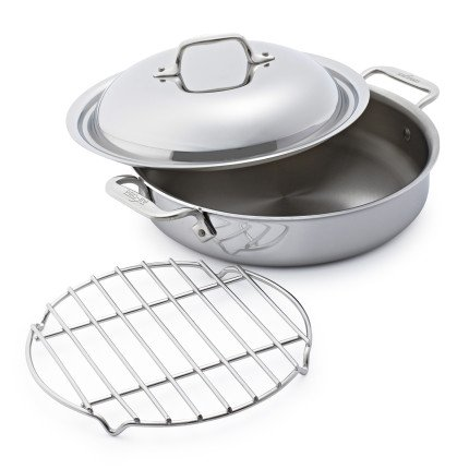 All-Clad Sear-and-Steam 4403182 , 3 qt. by All-Clad