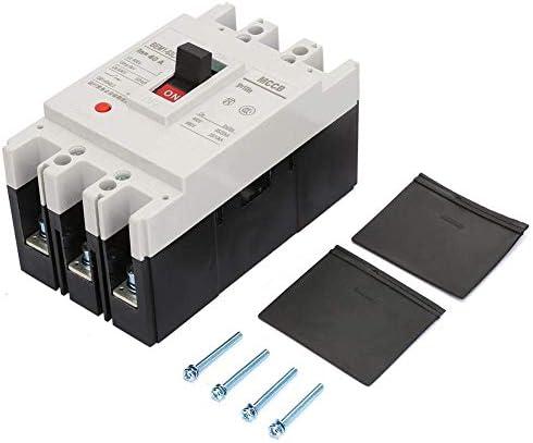 WXQ-XQ 800V 76 * 135 * 70ミリメートル32Aサーキットブレーカーすべての銅コンタクトとの3P集積回路ブレーカエアブレイク・スイッチ(40A) 遮断器
