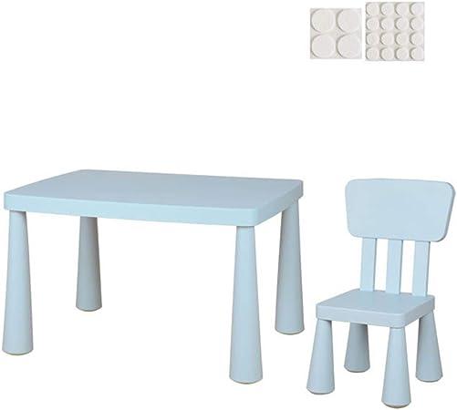 Au Adaptées Enfants Chaise pour Table De De Ensemble Et EWY9H2DI