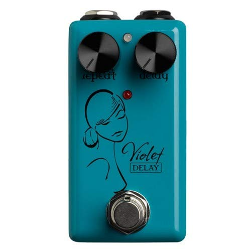 Redwitch REDVIOLET Guitar Delay Effect Pedal