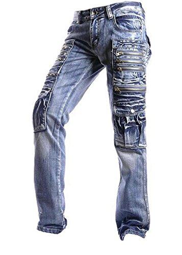 Denim Fashion Pants Jeansian Casual Vetement Pantalons Jeans Hommes J002 J007 Mens WDH2YE9I
