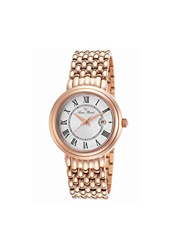 Lucien Piccard Women's LP-16539-RG-22S Fantasia Rose Gold-Tone Stainless Steel Watch