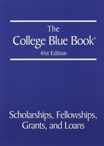 The College Blue Book: 6 Volume Set