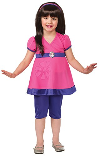 Dora The Explorer Costume Rental (Rubies Dora and Friends Dora The Explorer Costume, Toddler)