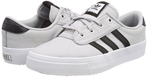 White Black Solid lgb Grey footwear core Baskets Mixte Gris Adidas Adulte 0 Kiel 6zqPYP