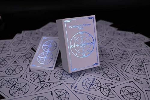 Mini Tarot Cards Deck SetTarot Cards78 Tarot Cards Deck SetGuidebookThe Wheel of Fortune Tarot - Mini Deck