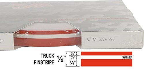 TFX 0008077 - Auto Truck Customizing Dual Pinstripe - 8/16