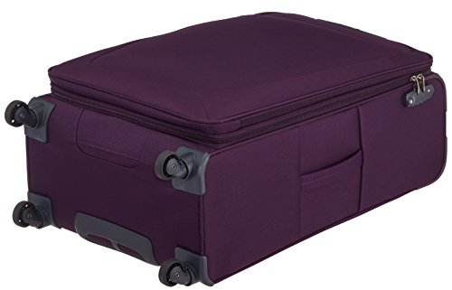 Amazon.com: Samsonite BASE HITS Spinner Suitcase 4W 77CM ...