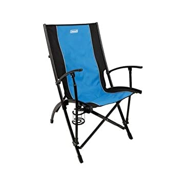 Exceptional Coleman ComfortArc High Back Sling Chair