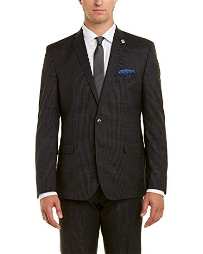 Nick Graham Men's Slim Fit Stretch Finished Bottom, used for sale  Delivered anywhere in USA