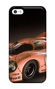 High Impact Dirt/shock Proof Case Cover For Iphone 5/5s (porsche 917 Greatest Racing Car In History)