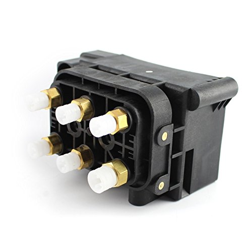 PAO MOTORING Valve Block Air Suspension Air Supply For Mercedes Benz S-class W164/W166/W221/W251/W212/W216 / FG166/FG292 2123200358 Air Supply Solenoid