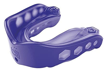 Shock Doctor Youth Gel Max Mouth Guard Purple
