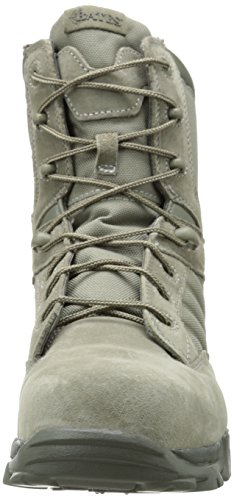Inch Zip Sage Toe Boot US Comp Uniform Bates M Gx Men's Sage Sage 10 8 8 qWU84X