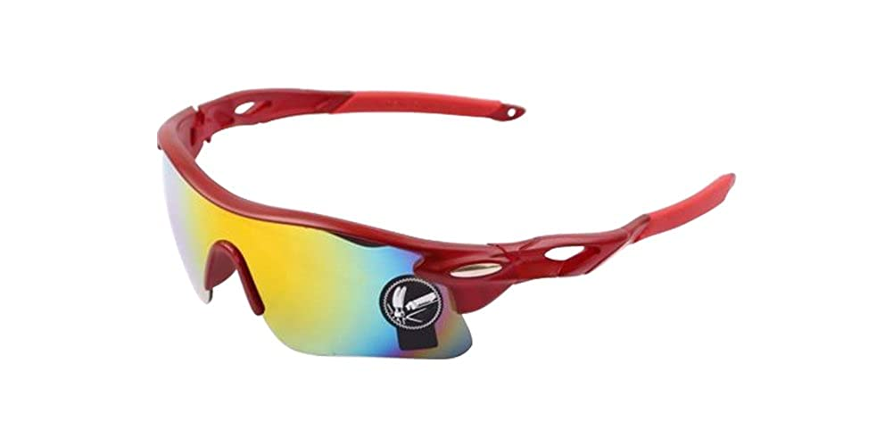 Red Mercury Outdoor Sport Cycling Bicycle Bike Riding Sun Glasses Eyewear Goggle UV400 Lens