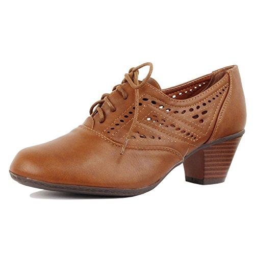 Guilty Shoes - London-1 Tan Pu, 6.5