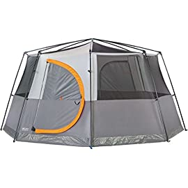 Coleman Octagon 98 Full Rainfly Signature Tent