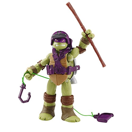 Teenage Mutant Ninja Turtles Spyline Donatello Action Figure (Tmnt Zip Line)