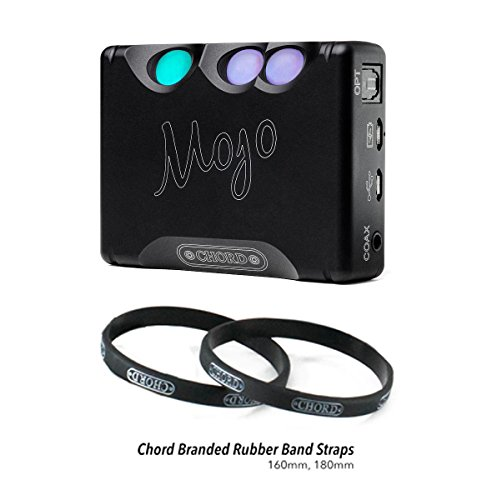 250d82a4286 Chord Mojo ultimate DAC/Headphone Amplifier with 2 Free Chord Bands - Buy  Online in UAE. | Aht Products in the UAE - See Prices, Reviews and Free  Delivery ...