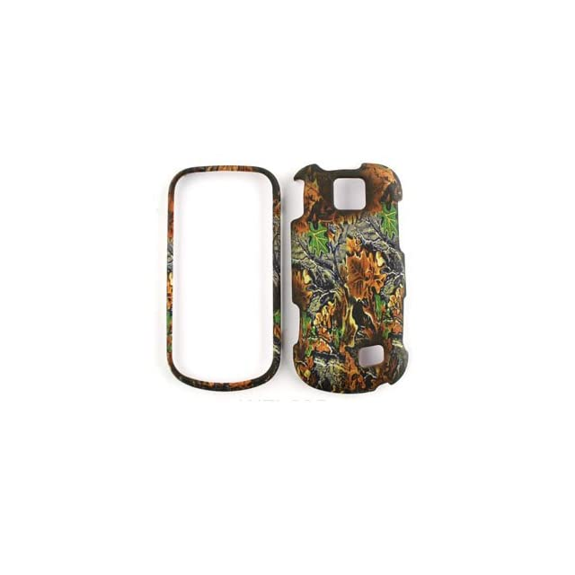 Samsung Intercept M910   Premium   Camouflage/Nature/Hunter Series   Faceplate   Case   Snap On   Perfect Fit Guaranteed