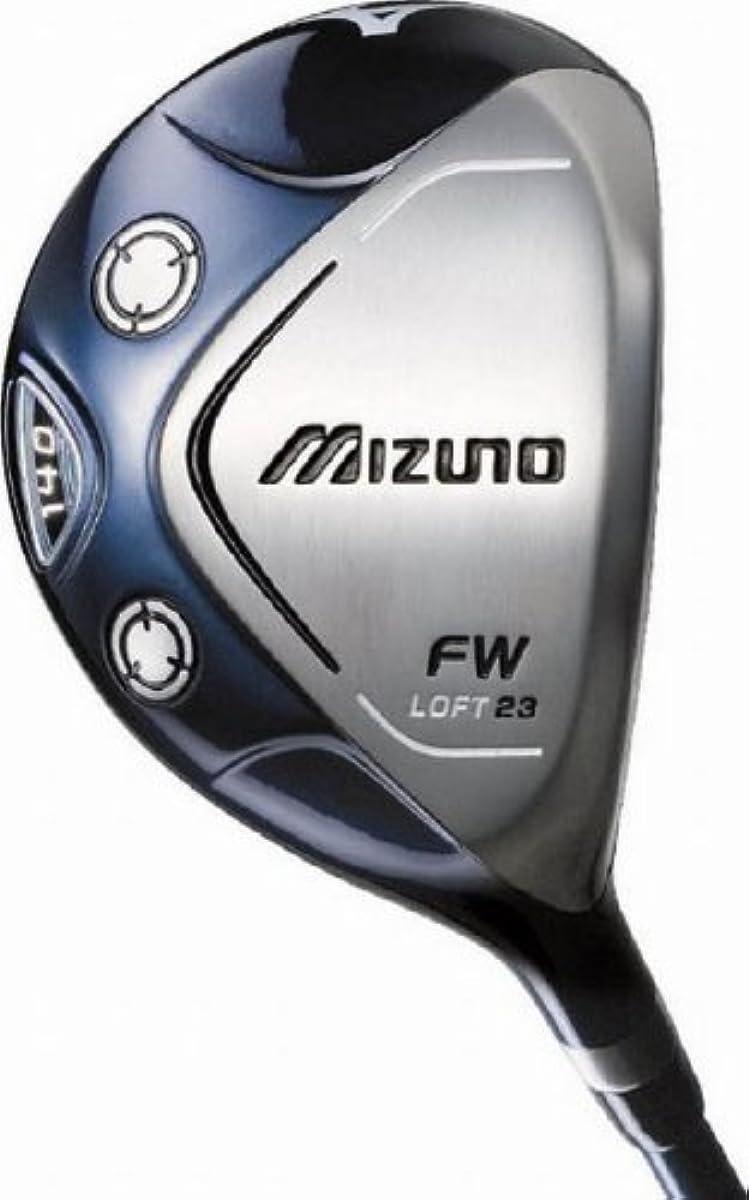 [해외] MIZUNO(미즈노) 골프 클럽 페어 웨이 우드 쥬니어 모델 120/140퍼터입 카본 샤프트 43BB20454 오른손잡이용 번째:FW