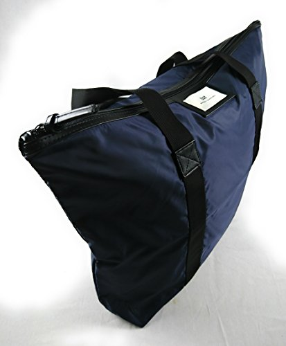 GWENETH blue nylon waterproof in BAG from ET DAY blue dark ultra Woman xqAgH