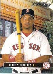 2003 Studio #14 Manny Ramirez Near - Studio Ramirez Manny