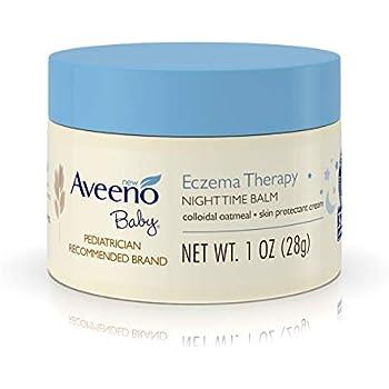 Aveeno baby eczema therapy nighttime balm reviews