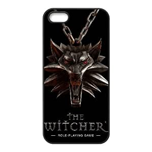 The Witcher Game iPhone 4 4s Cell Phone Case Black TPU Phone Case SV_099653