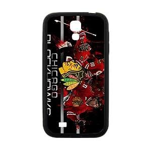 Happy Chicago blackhawks Phone Case for Samsung Galaxy S4
