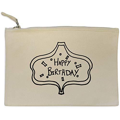 Birthday' 'Happy Accessori pochette custodia per Azeeda pochette cl00001363 di HqXIXrTwWR