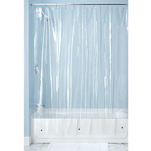 InterDesign PVC Free 10 Gauge Heavy Duty Curtain