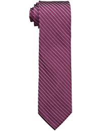 Men's Etched Windowpane A Tie